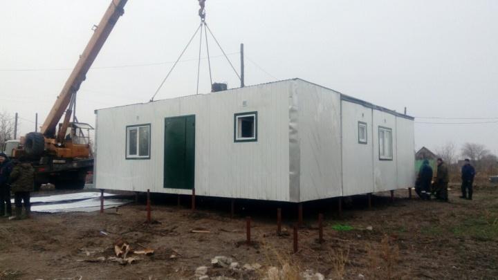 Курганская область получит больше 75 миллионов рублей на строительство ФАПов