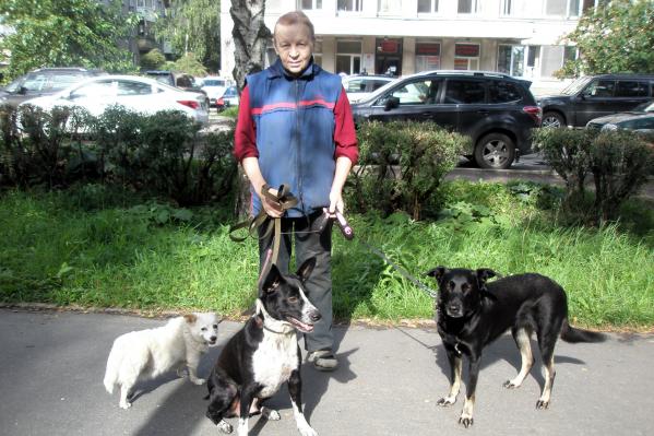 Вечером 22 февраля Ольга Шестакова шла на прогулку с тремя своими собаками, одна из которых погибла вместе с хозяйкой