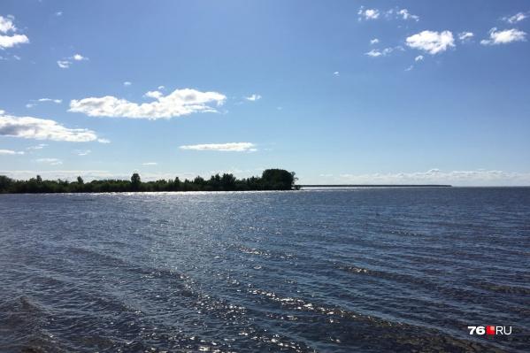 В Рыбинском водохранилище погиб байдарочник