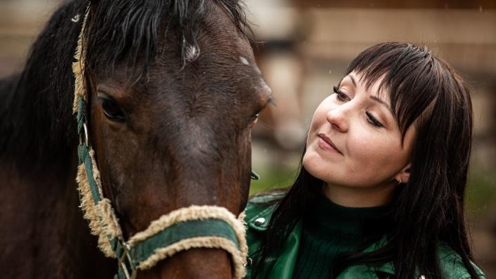 Ставка на коня: сибирячка вложила 1 млн в лошадей с характером. Удалось ли на этом заработать