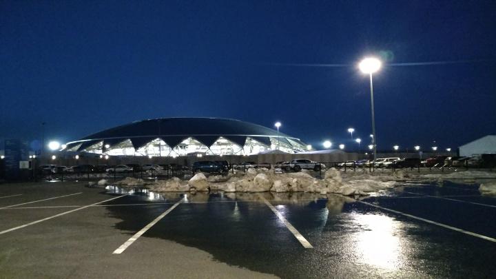 Спортзал с трамплином: какие еще спортивные площадки оборудуют около стадиона «Самара Арена»
