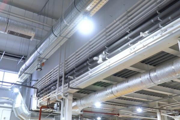 Современные системы заводаобеспечивают комфортные условия и сводят к минимуму эксплуатационные расходы
