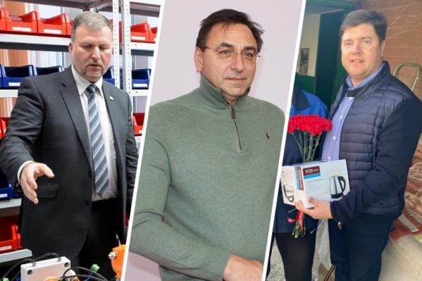 Самыми богатыми оказались Игорь Амураль, Валерий Левченко и Дмитрий Бондарь