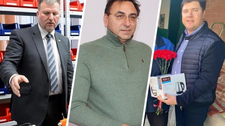 Депутаты Ростова раскрыли доходы: бизнесмен Амураль в день получает больше, чем адвокат Баев за год