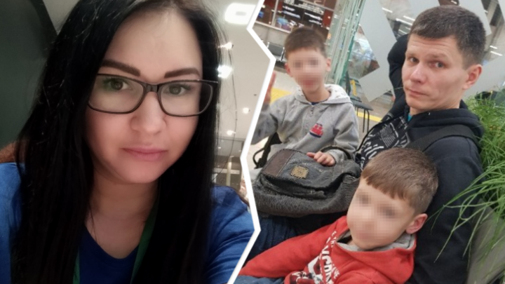 Ищут по всей России: убил двух сыновей, чтобы отомстить неверной жене, а сам пустился вбега?