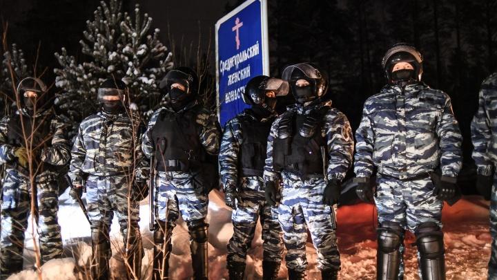 Сергий задержан, монастырь взят: коротко о штурме Среднеуральского монастыря