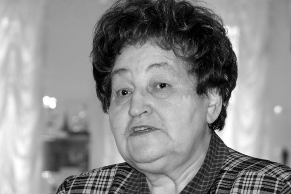 24 мая умерла Маргарита Ваняшова