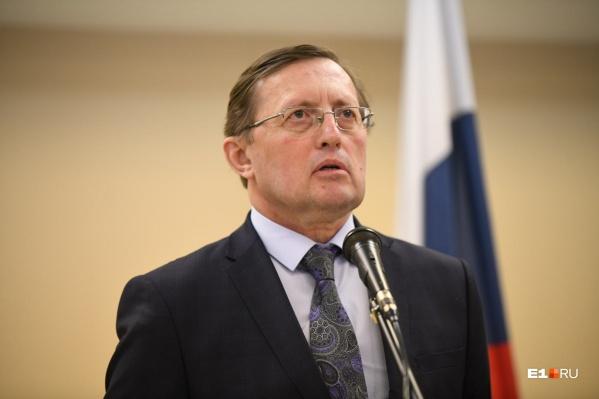 Павел Креков ответит на вопросы читателей E1.RU в прямом эфире