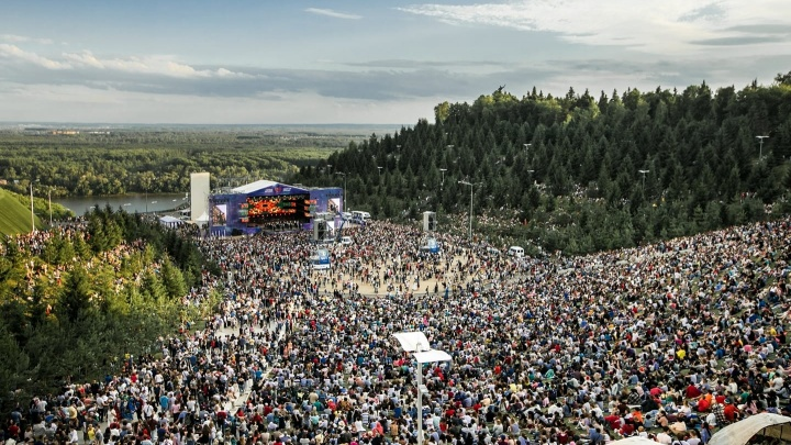 Уфимец — о фестивале «Сердце Евразии» с Бабкиной и Газмановым: «Он совсем не интересен тем, кому нет 30 лет»