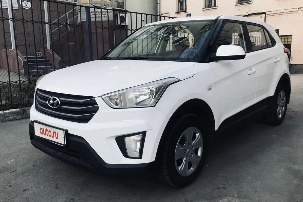 Hyundai Creta одинаково хорошо востребован на первичном и вторичном рынках