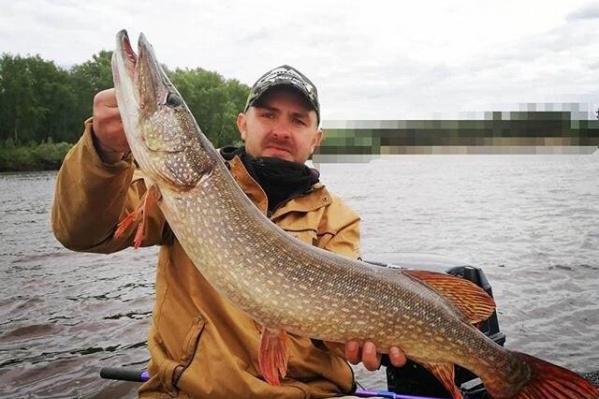 Рыбалка проходила в Туре