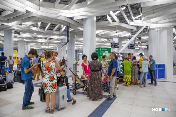 Улететь в Европу из Новосибирска можно и сейчас, но для этого, вероятно, потребуется гражданство Евросоюза или вид на жительство