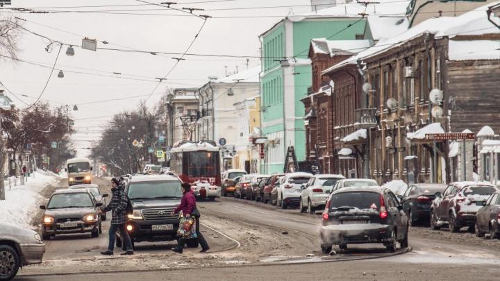 Тариф Лапушкиной: где и когда в Самаре сделают платные парковки