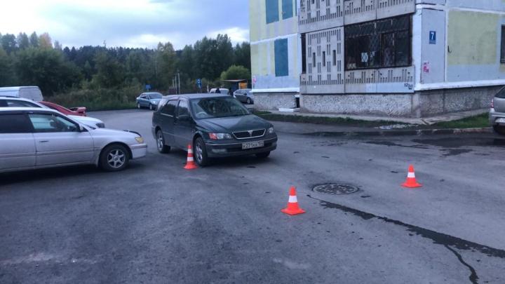 В Советском районе водитель «Тойоты» сбил 8-летнего мальчика на самокате