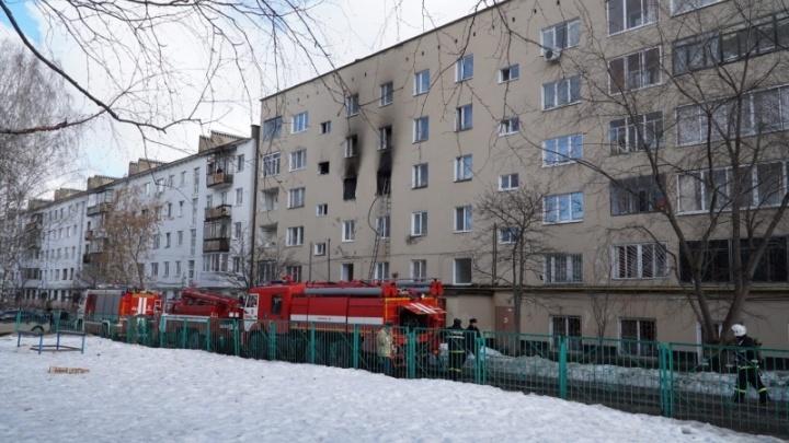 В Перми СК возбудил уголовное дело после гибели человека при взрыве в многоквартирном доме