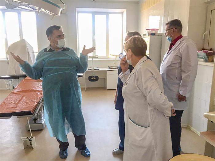 На сегодня в Коркинском районе 270 случаев коронавируса