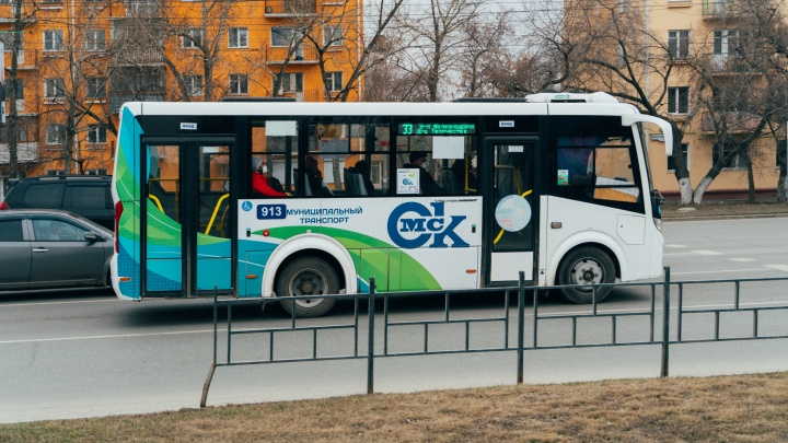 Автобусы к омским кладбищам отменили из-за коронавируса