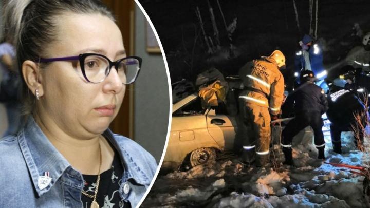 Женщине, которая потеряла в ДТП с лесовозом всю свою семью, заплатят 4,5 миллиона рублей