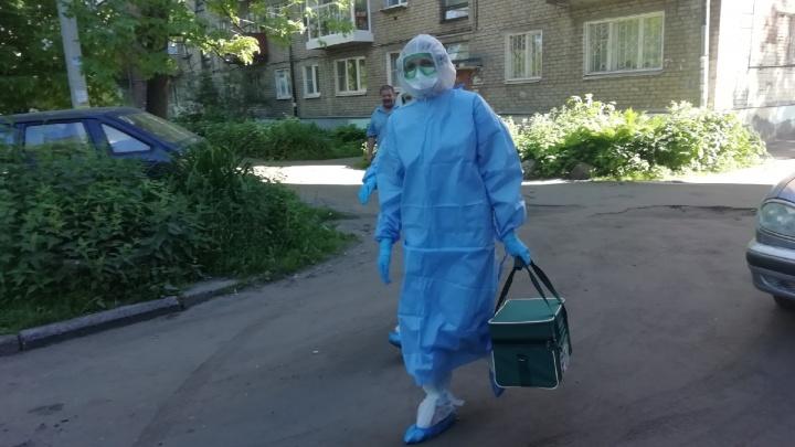 В Ярославской области за сутки коронавирусом заболел 41 человек. Выздоровели 157