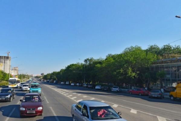 Проспект Жукова обещают преобразить всего за три месяца