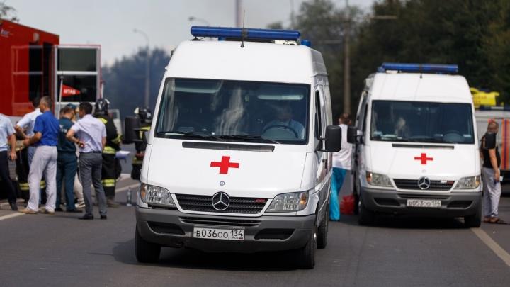 «Очень серьезная травма и по площади, и по глубине ожогов»: врач — о пострадавших при взрыве заправки в Волгограде