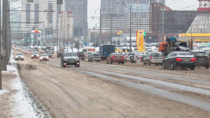 Главной магистрали Самары грозит масштабное перекрытие