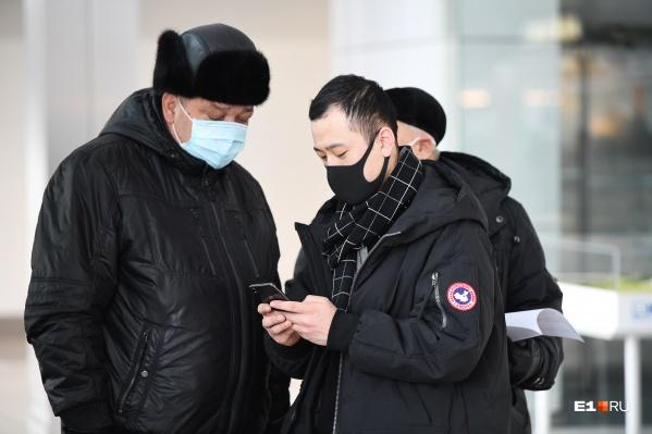 В России коронавирус подтвердился уже у 65 человек