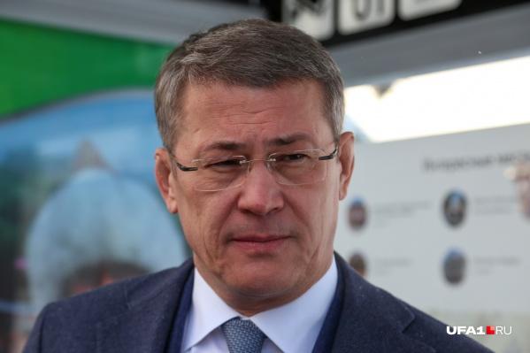 Группа лиц подала в суд на Радия Хабирова
