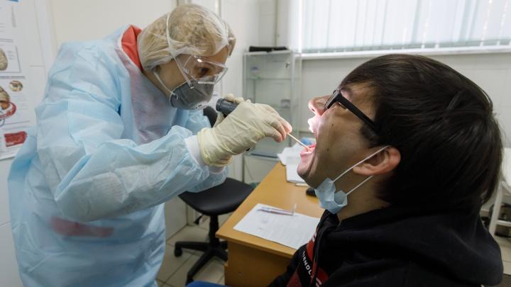 Оперштаб России: подтверждены еще 20 случаев заболевания COVID-19 в Архангельской области
