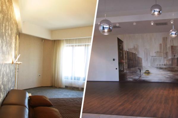 Хотели бы жить в такой квартире?