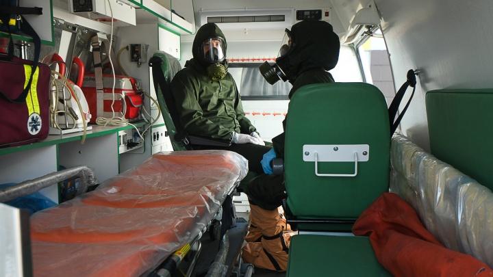 Стало известно, где и у кого выявили коронавирус в Самарской области