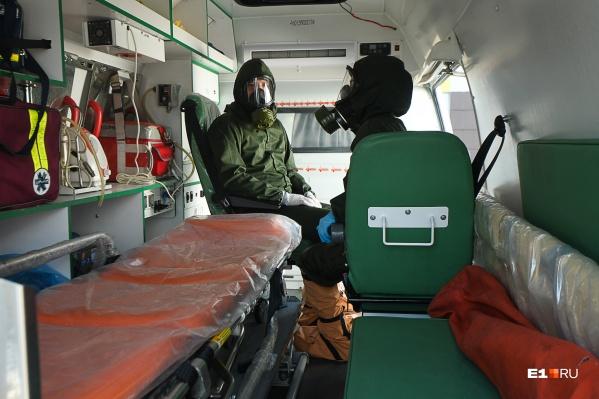 Медикам не удалось спасти три человека