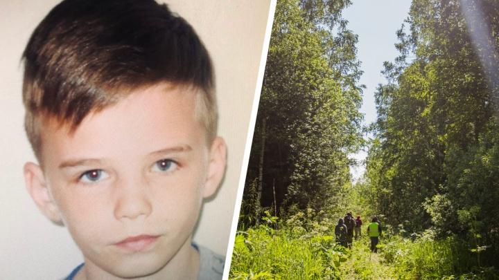 Под Новосибирском ищут школьника — он ушёл гулять и не вернулся