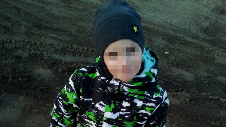 В Челябинской области сутки искали ушедшего из дома шестилетнего ребёнка