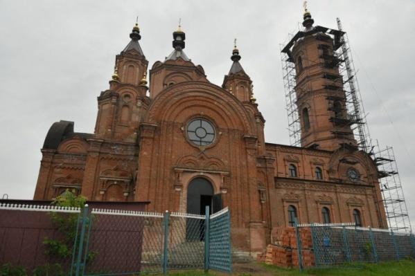 Центром паломнического центра станет храм Космы и Демиана, его уже приводят в порядок