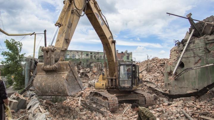 В Кузбассе снесут 7 многоквартирных домов