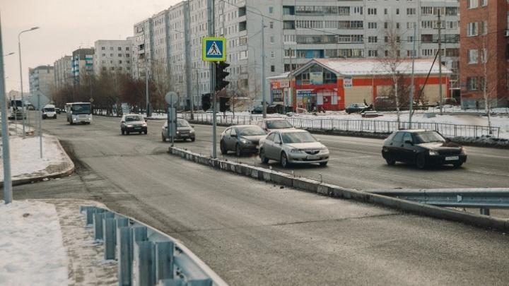 В Тюмени транспортную развязку достроит «любимый подрядчик губернаторов»