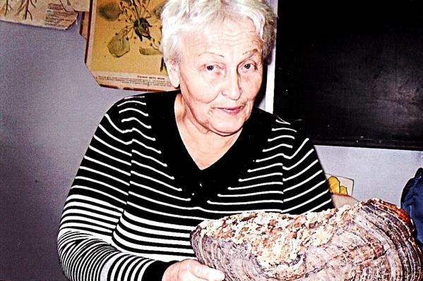 Галина Усова — прапраправнучка Александра Сергеевича Пушкина по мужской линии