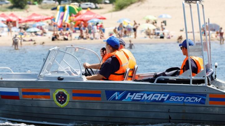 На выходных в Волгоградской области утонули двое мужчин