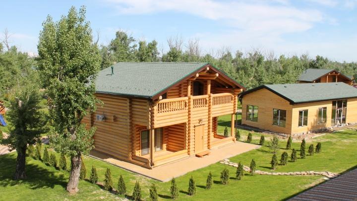 Парк-отель «Бобры»: единственный в Волгограде отдых в «пяти звездах»