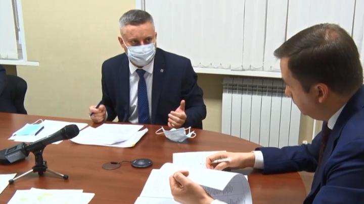 «Это не роботы»: Александр Цыбульский рассказал о мониторинге жалоб на медиков Северодвинска