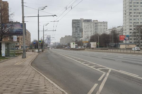 Видеть Москву такой непривычно всем — и местным жителям, и приезжим