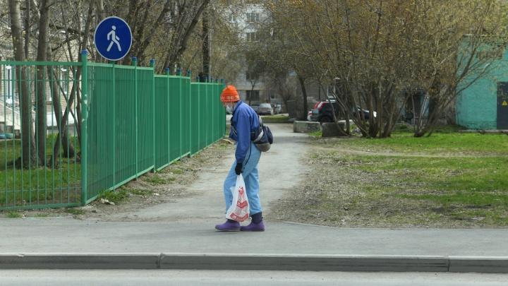Больше сотни штрафов каждый день: как екатеринбуржцы провели майские праздники на самоизоляции