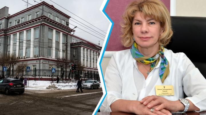 В НИИТО рассказали, чем там займётся главврач поликлиники №16, уволившаяся после скандала с медкарточкой