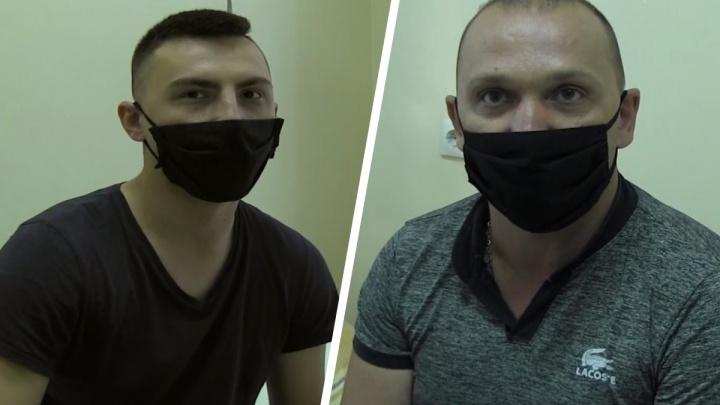 Полицейские, которых дебошир пытался взорвать в доме на Буянова, рассказали подробности ЧП