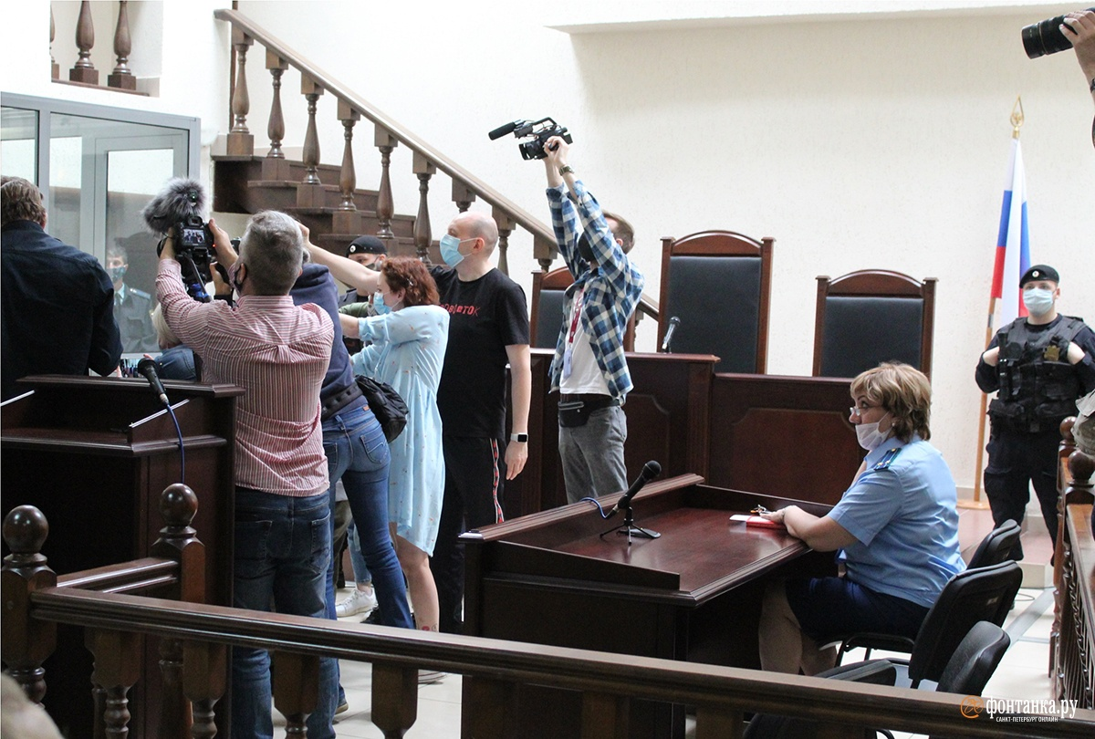 автор фото Николай Нелюбин / «Фонтанка.ру»
