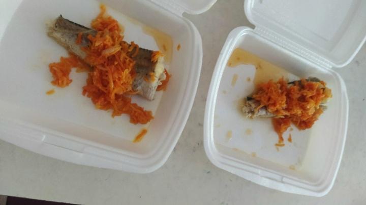 В Кургане больные COVID-19 пожаловались на еду в инфекционном госпитале