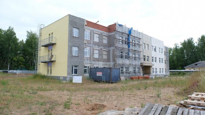 Дмитрий Махонин рассказал, когда достроят детские поликлиники в Кировском и Орджоникидзевском районах