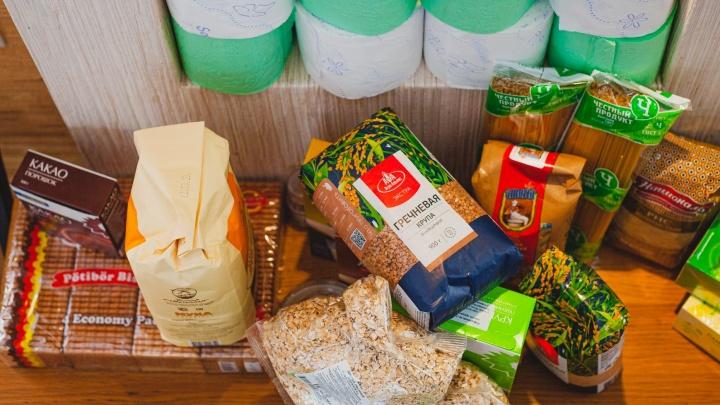 От гречки и пельменей до икры: где заказать доставку продуктов в Перми, если вы не хотите ходить в магазин