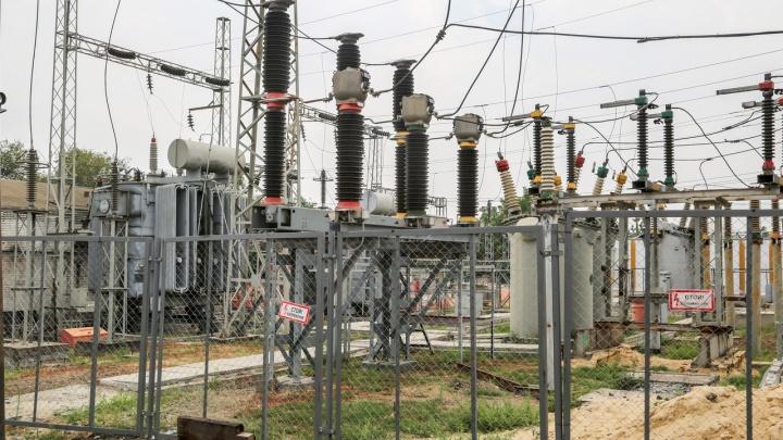Насосные, школы и суд: в Волгограде продолжаются отключения электроэнергии